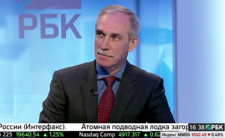 Губернатор Ульяновской области Сергей Морозов в программе «Давыдов.Индекс»
