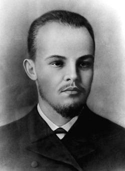 Ленин в студенческие годы, 1891 г.