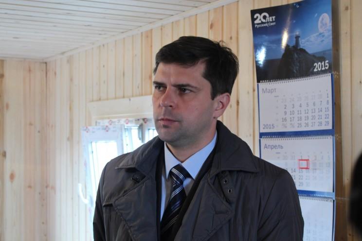 Игорь Бычков, председатель Комитета дорожного хозяйства администрации Ульяновска