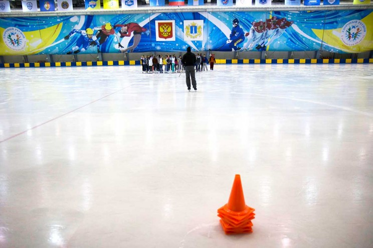 Суд взыскал с «Волга-Спорт-Арены» 60 000 рублей за разбитое лицо ребенка