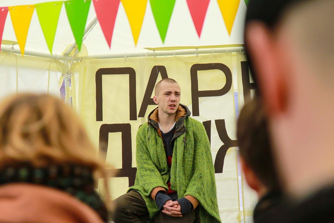 Павел Андреев: «Принимаем джинсы, холодильники и идеи»