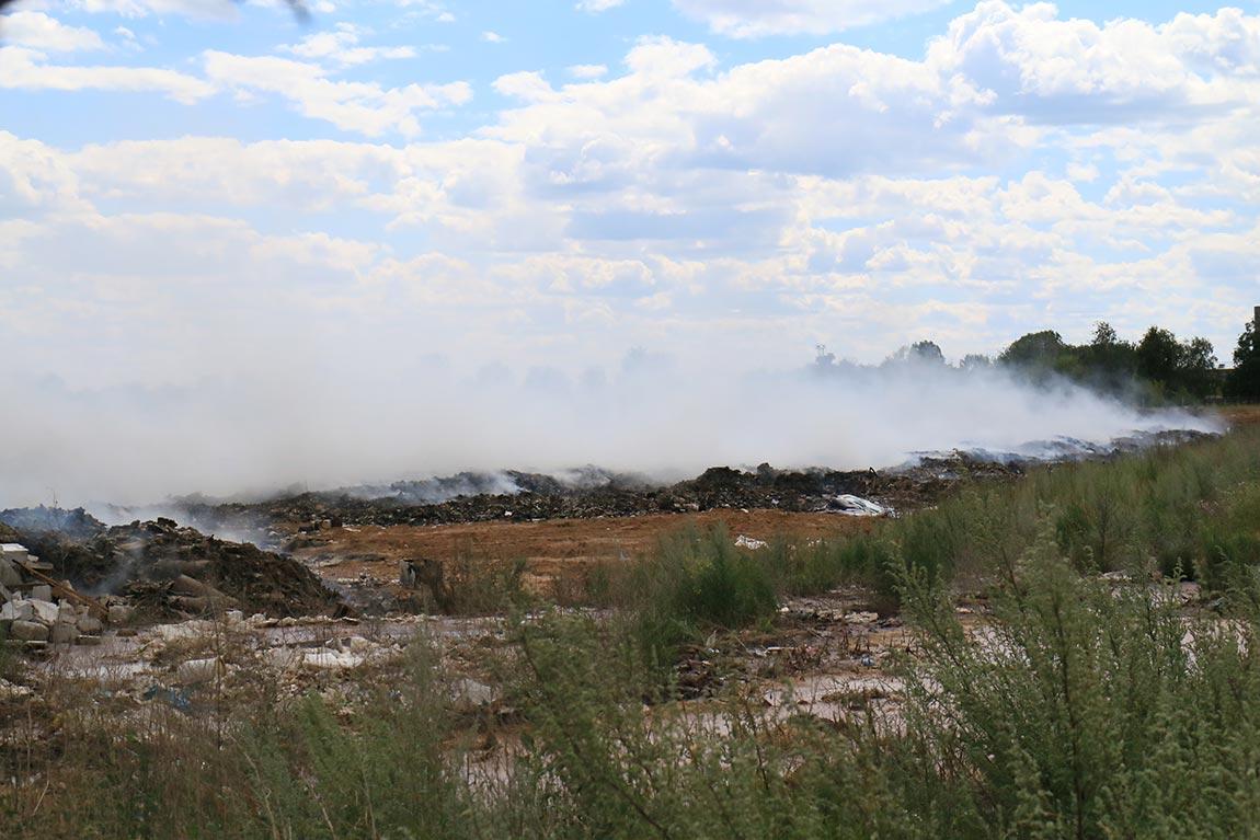 «Газовая камера»: ульяновцев снова травят ядовитым дымом