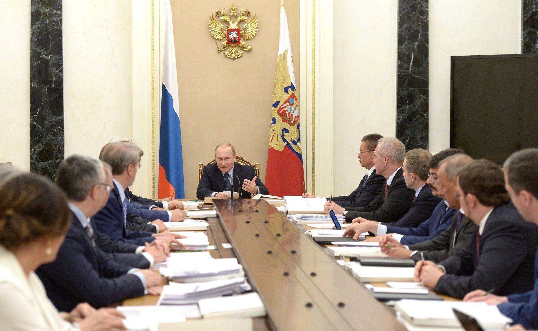 Сергей Морозов принял участие в заседании наблюдательного совета Агентства стратегических инициатив