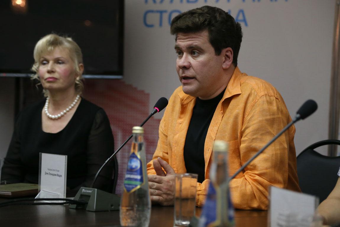 Денис Мацуев: «Рояль Steinway - это гениальная покупка для Ульяновска»
