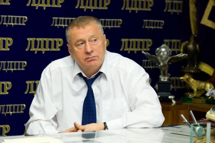 Владимир Жириновский. Фото http://ldpr.ru/