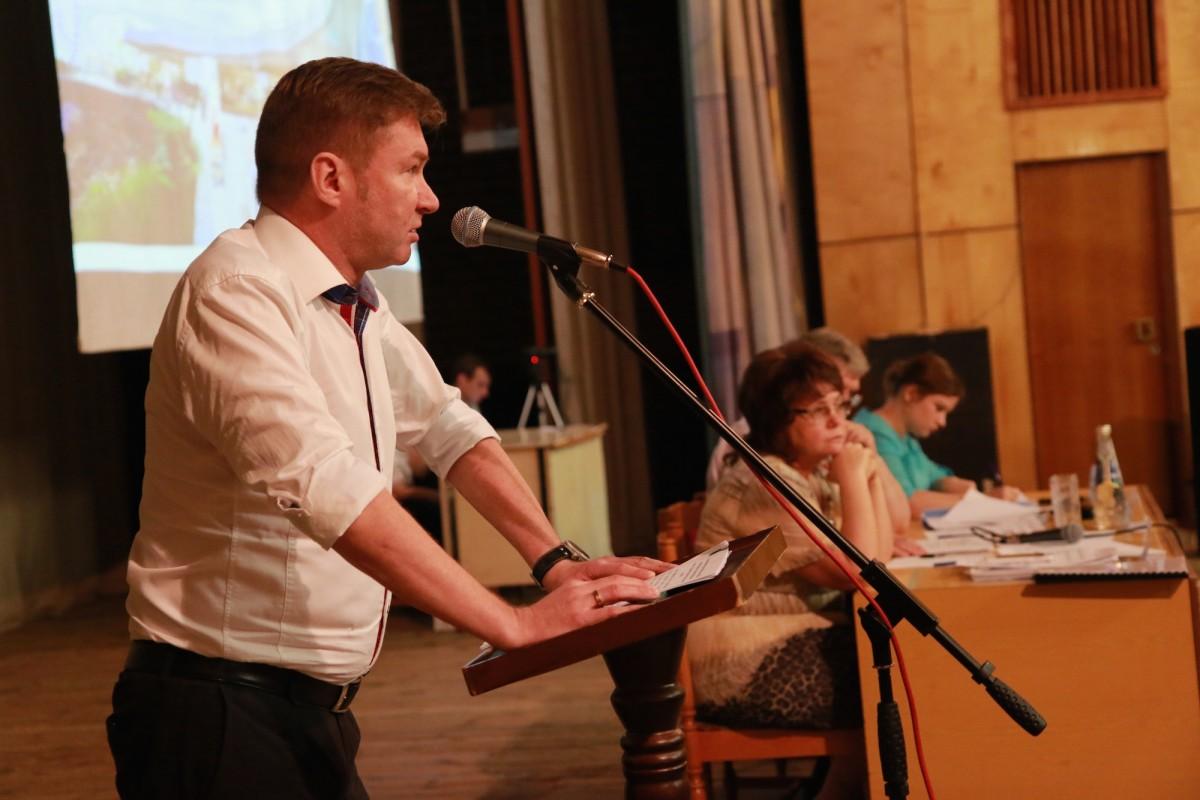 Председатель правления общероссийской общественной организации «Зеленый патруль» Андрей Нагибин