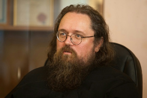 Дьякон Андрей Кураев