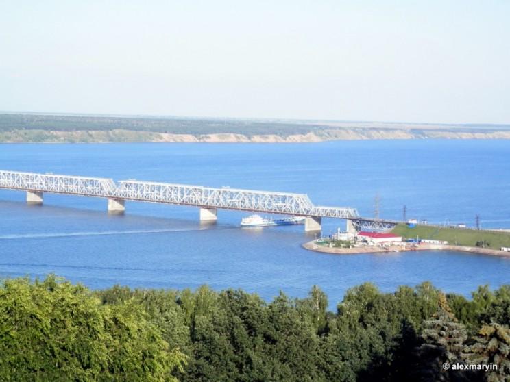 Мост старый