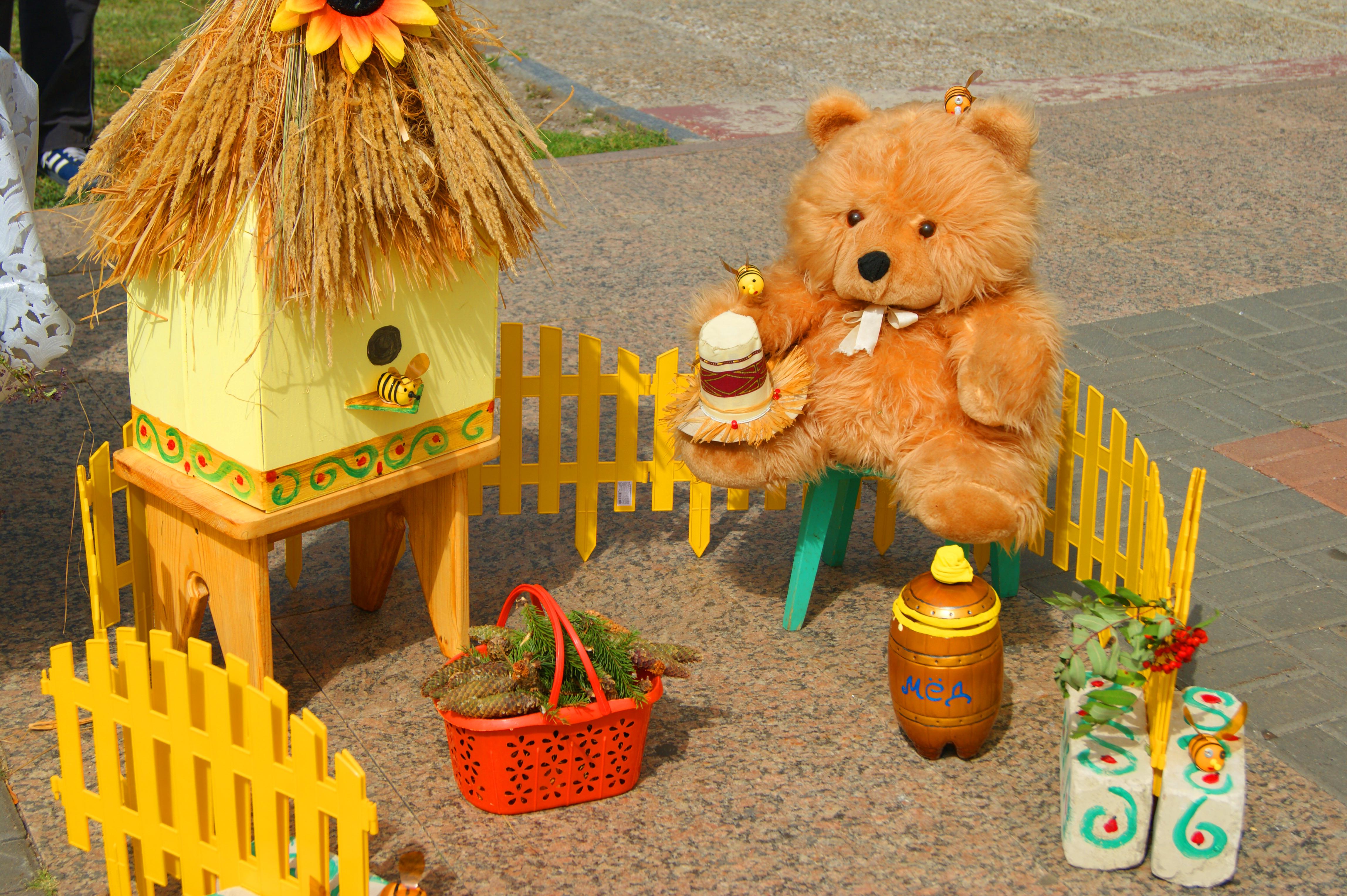 Ульяновцев  приглашают полакомиться мёдом