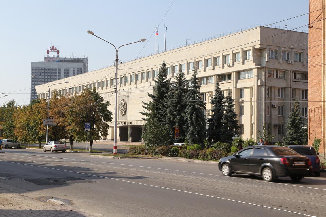 Улицы Ульяновска. Радищева в сентябре. Часть 3.