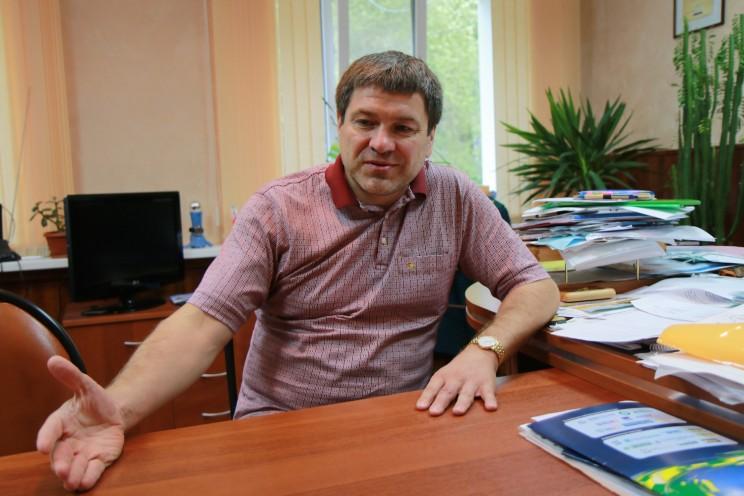 Александр Каплин, руководитель управления Федеральной службы по надзору в сфере природопользования по Ульяновской области.