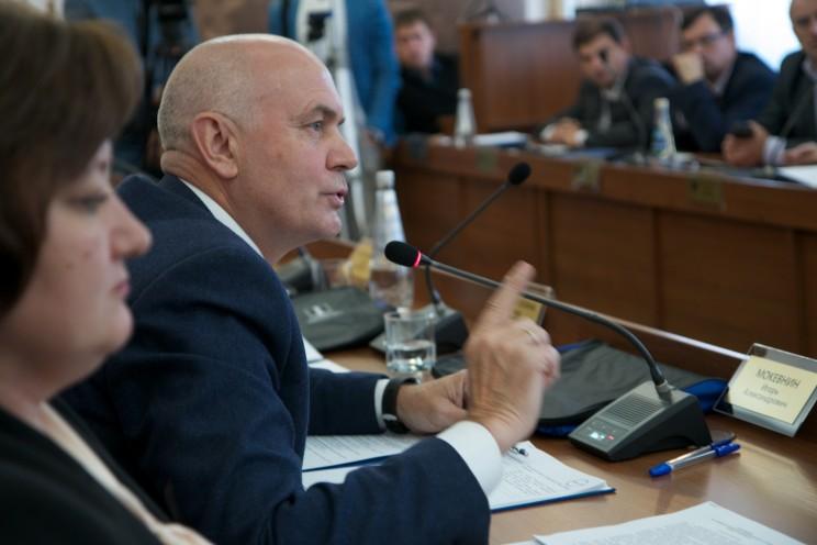 Игорь Мокевнин