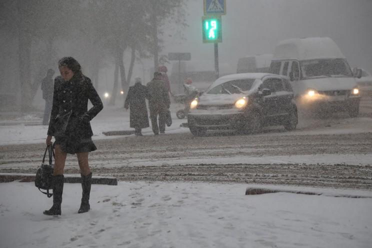 снег погода ульяновск