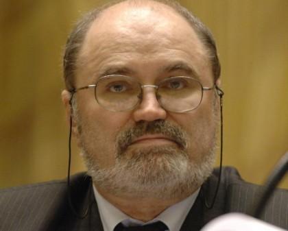 Секретарь Союза журналистов России Павел Гутионтов