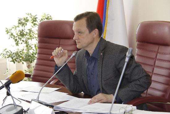 Геннадий Антонцев. Фото zsuo.ru