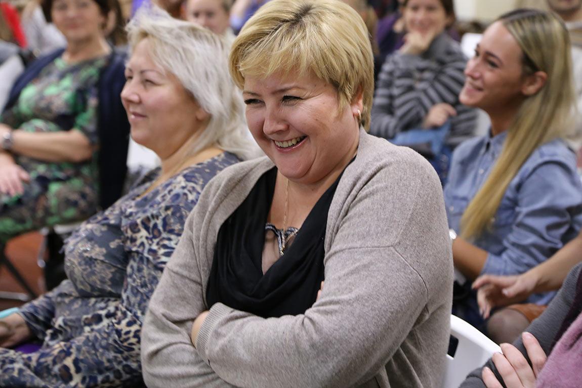 Сопредседатель Ульяновской региональной общественной организации «Клуб активных родителей» Наталья Тамарова.