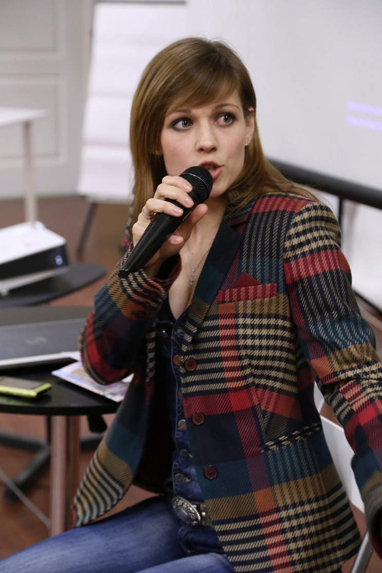 Научный руководитель Центра коррекционной и семейной психологии, кандидат психологических наук Дарья Сологуб.