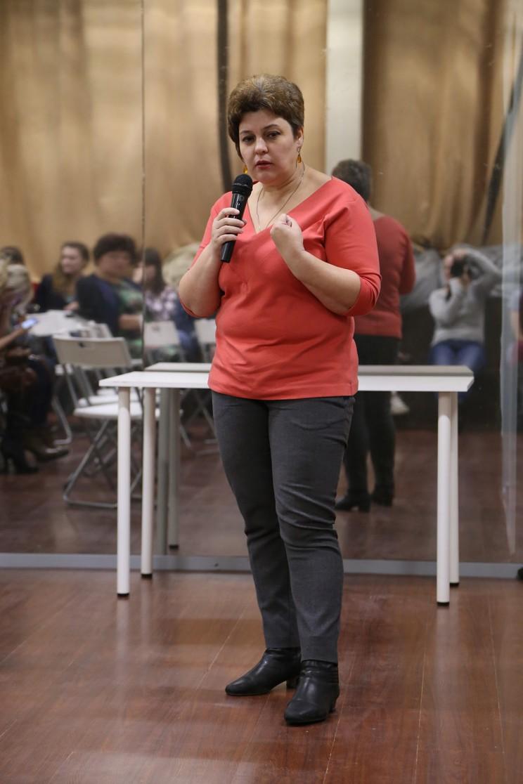 Руководитель проекта «Центр прикладной урбанистики Ульяновска» Елена Логинова.