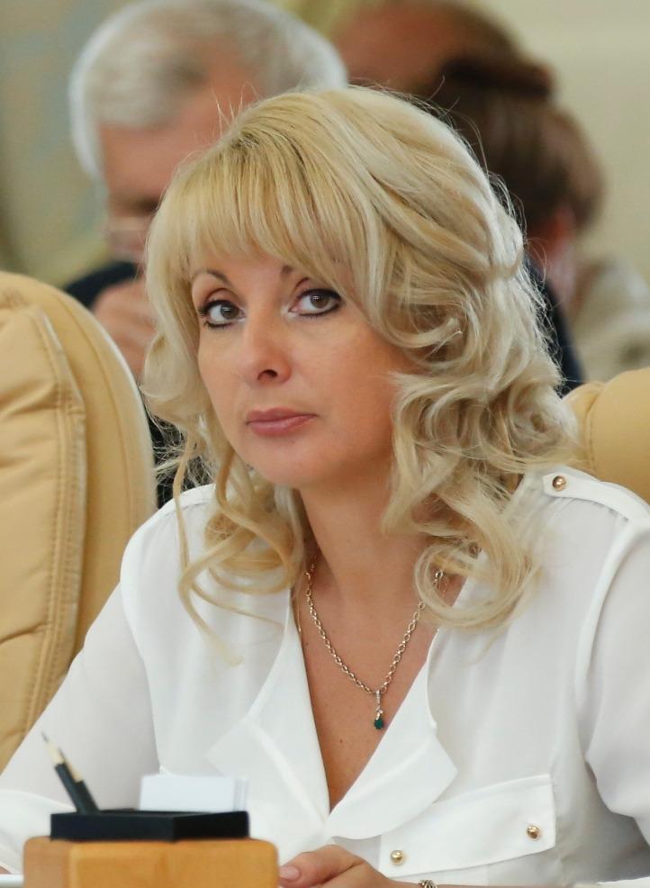 Заместитель Губернатора Ульяновской области Ольга Никитенко, курирующая вопросы внутренней политики и гражданского общества.