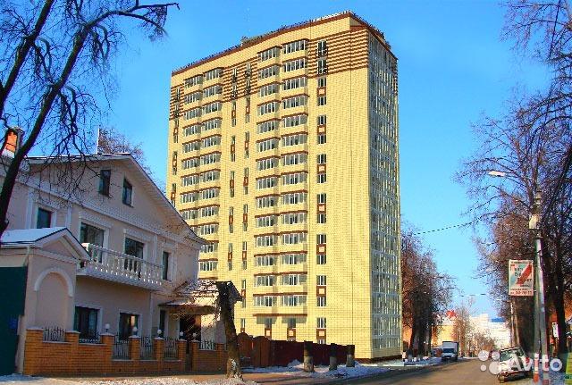 Один из домов, построенных компаниями Дмитрия Лебедева