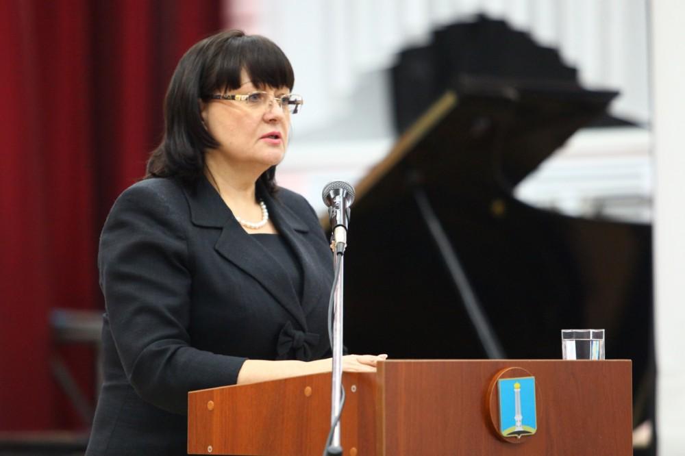Марина Беспалова исключена из Единой России