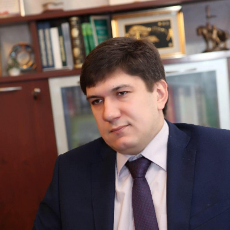 Министр здравоохранения Ульяновской области Павел Дегтярь