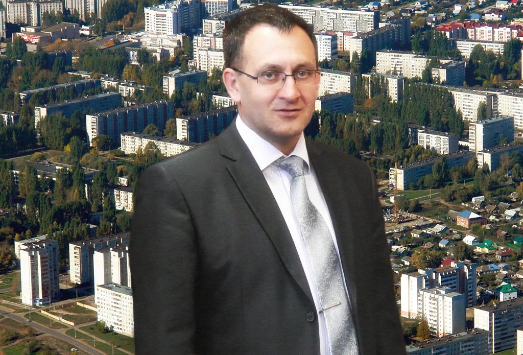 Юрий Юрьевич Чибисов