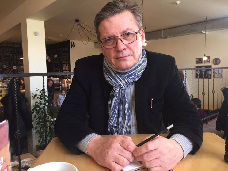 Главный архитектор Ульяновска Михаил Мишин