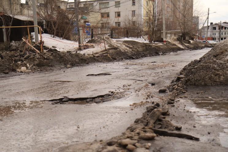 дороги Ульяновска 6