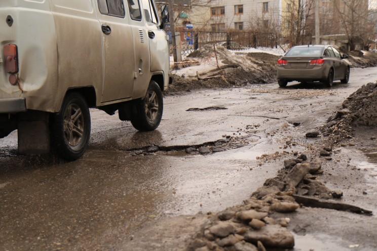 дороги Ульяновска 7