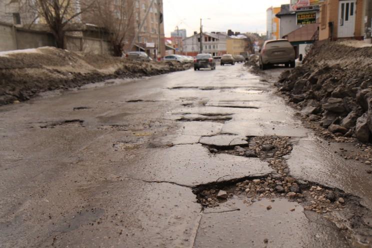 дороги Ульяновска 4