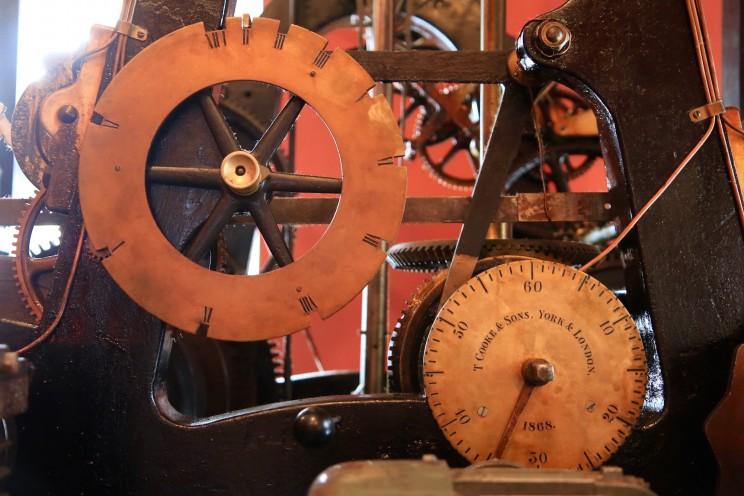 часы на гончарова