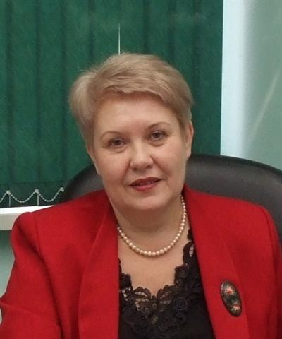 Нина Дергунова. Фото http://davydov-index.ru/