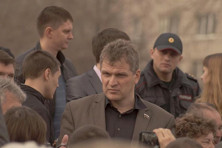 Депутат Законодательного собрания Ульяновской области Алексей Куринный