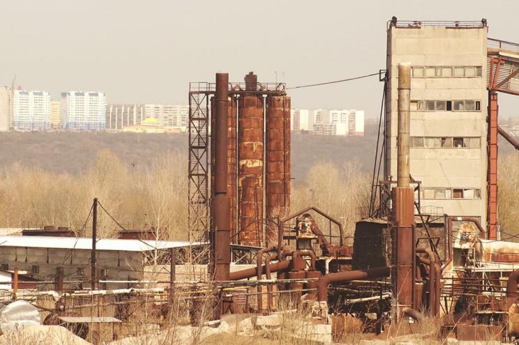 весна в промышленном ульяновске -7