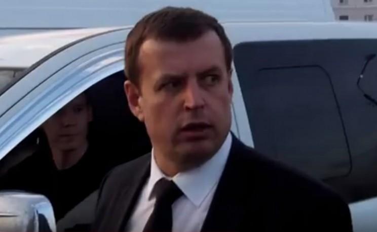 Глава администрации Ульяновска Алексей Гаев