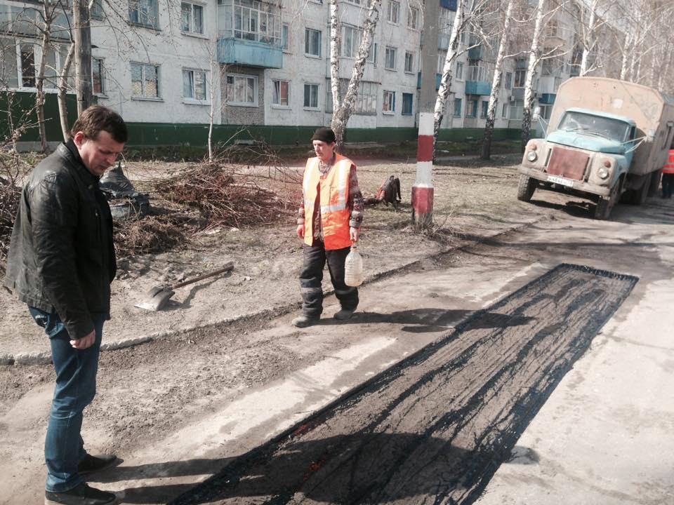 Ну погоди: зачем глава администрации Ульяновска Алексей Гаев взял в руки лопату