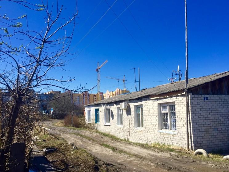Поселок Мостостроителей в Ульяновске