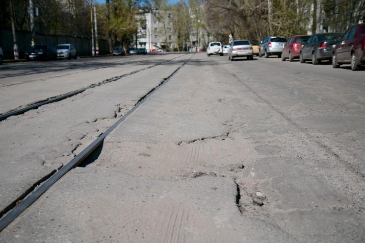 дороги Ульяновска 13