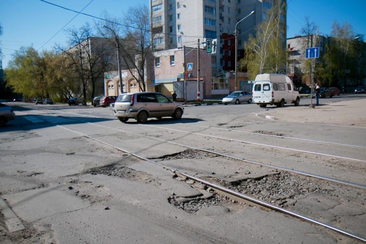 дороги Ульяновска 8