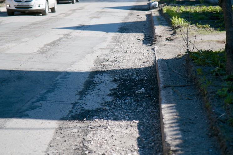 дороги Ульяновска 5