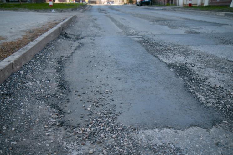 дороги Ульяновска 3