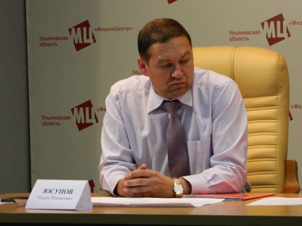 Дело бывшего главного дорожника Ильдуса Юсупова направлено в суд
