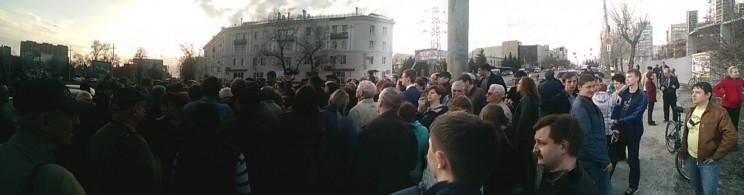сход граждан против строительства Пионер парка 11 апреля 2016 -4