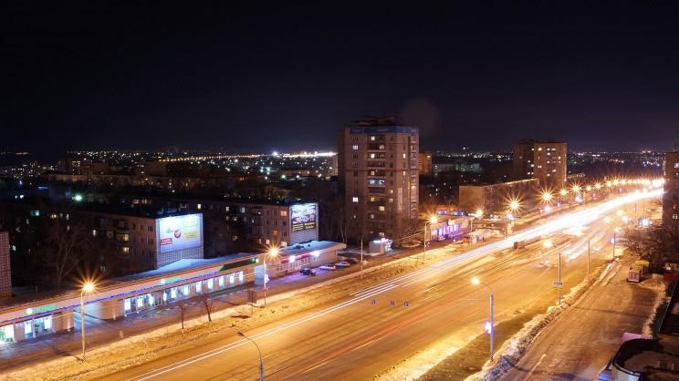 Ночной весенний ульяновск 2016 кременицкий -8