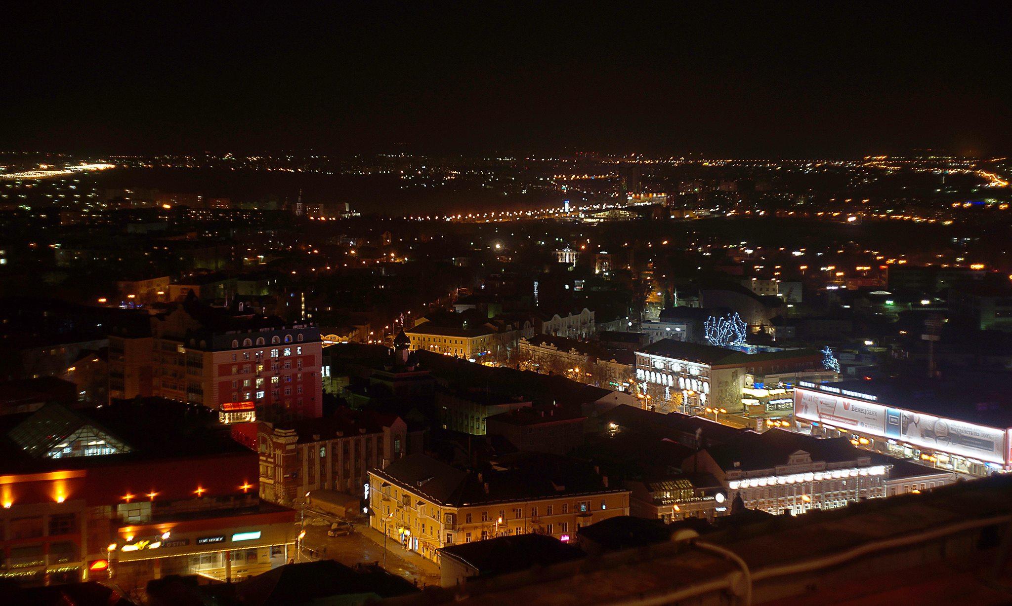фото ночной ульяновск аккуратно