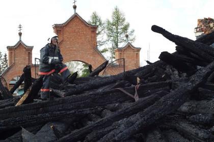 храм в прислонихе сгорел кременицкий -12