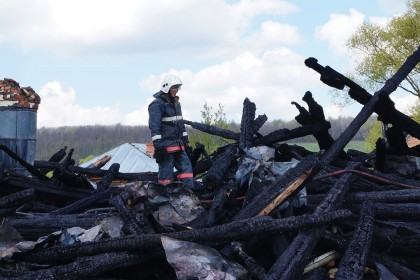 храм в прислонихе сгорел кременицкий -15