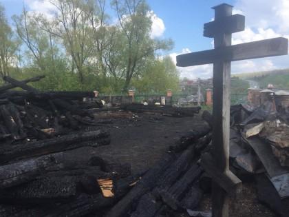 храм в прислонихе сгорел кременицкий -16