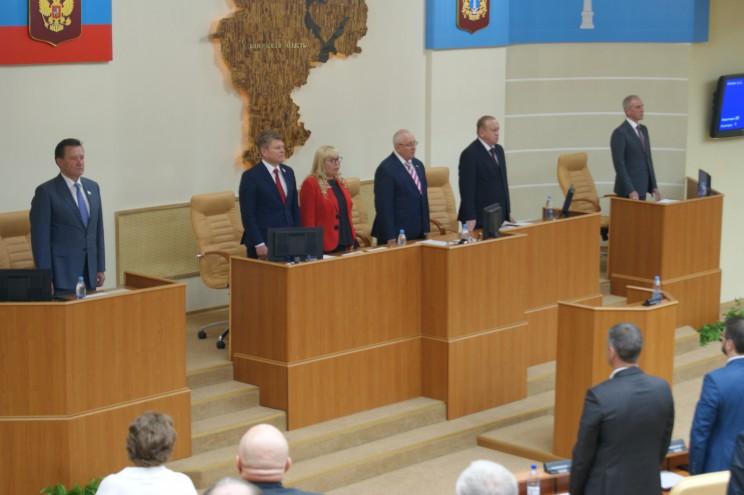 Морозов: несмотря на санкции, Европа интересуется Ульяновской областью